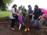 Neighbourhood Action Day at Bixley Triangle
