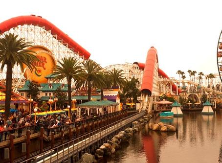 Disney California Adventure - jour 1 (12/16)