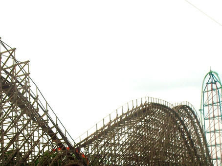 Six Flags Great Adventure (10/12)