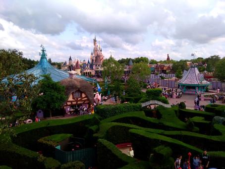 Parc Disneyland - jour 2 (3/4)