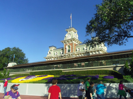 Magic Kingdom - jour 1 (9/14)