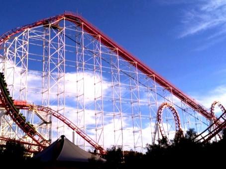 Six Flags Magic Moutain (9/16)