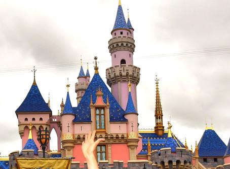 Disneyland park - jour 1 (11/16)