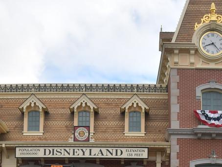 Disneyland park - jour 2 (14/16)