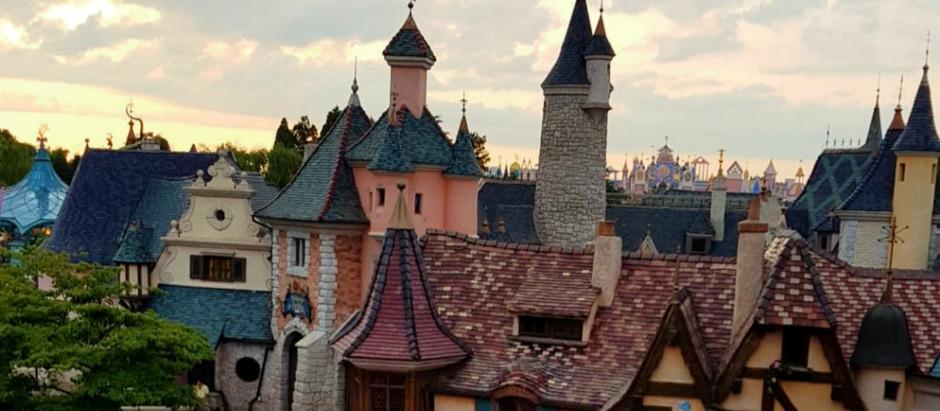 Disneyland Paris - jour 3 (4/4)