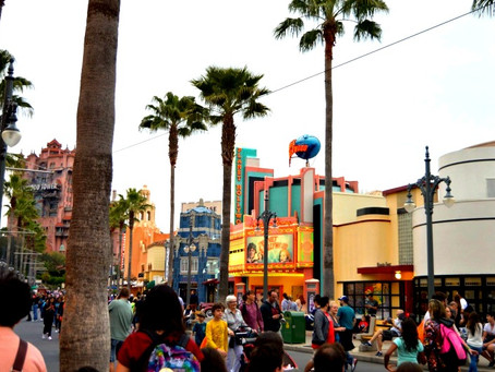 Disney's Hollywood Studios (12/14)