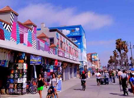 Griffith Park & Venice Beach (8/16)