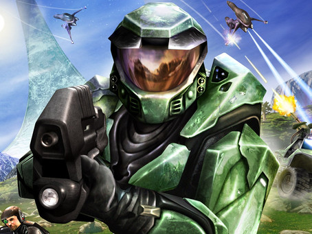 Review: Halo Combat Evolved