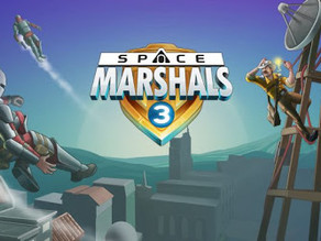 Review: Space Marshals 3: Chapter 1