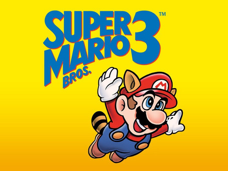 Retro Review: Super Mario Brothers 3