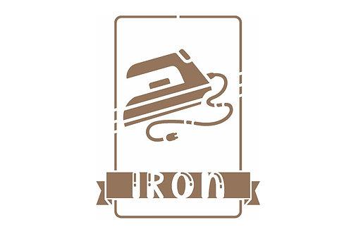 Lavanderia iron