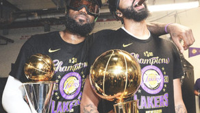The Lakers win Number 17
