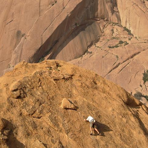 Sportclimbing Boulder Valley