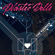 Plastic Dolls - The Runner - Single Artw