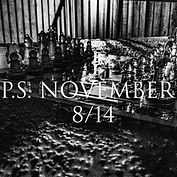 P.S. November - 8_14 - Single Artwork.jp