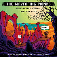 Victor Butzelaar - The Wayfaring Monks -