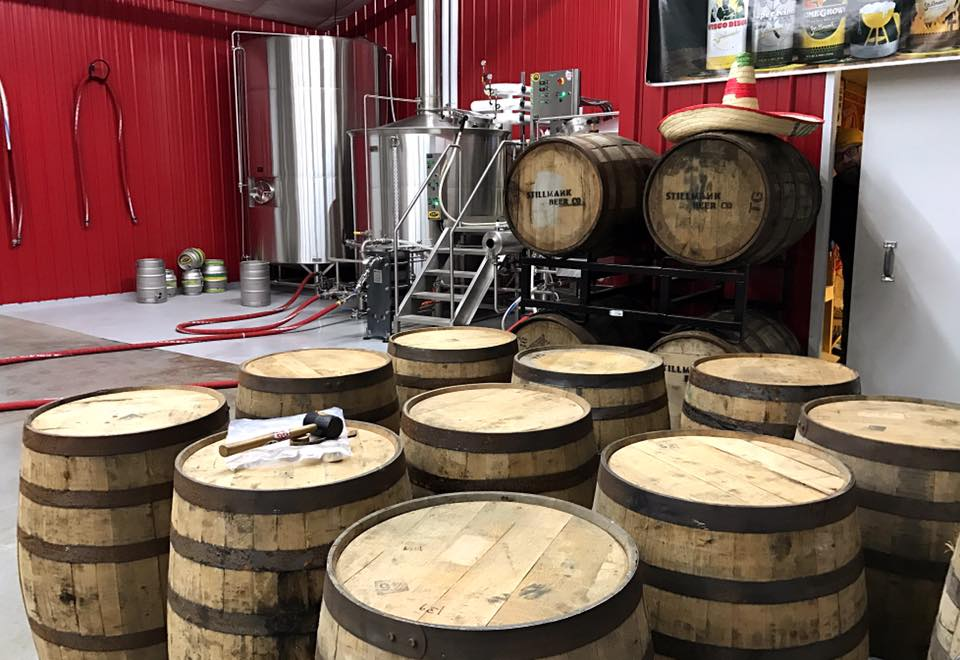 Brew Barrels