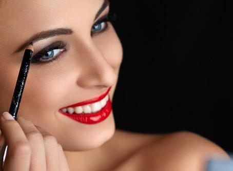 Common Eyebrow Makeup Mishaps