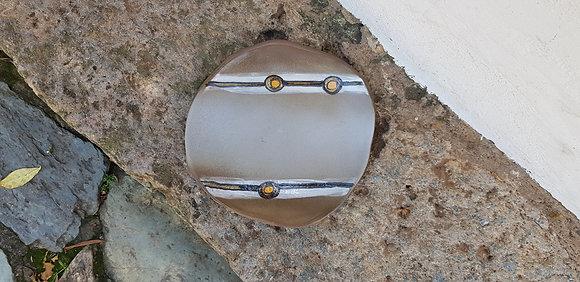 Prato de Cerâmica