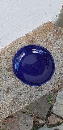 Prato Fundo de Cerâmica