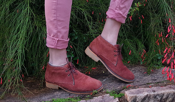 Bota Oxford