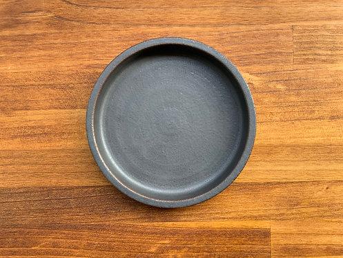 耐熱ステーキ皿(黒)165 【10枚入り】