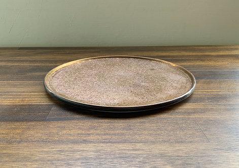 【10枚入り】Φ22cm古銅 立プレート