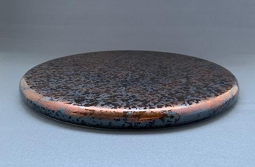 ストーンプレート ウロコ銅(Φ23cm)【10枚入り】