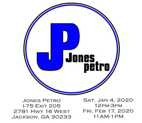 Jones Petro