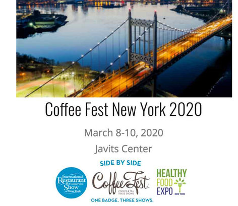 Coffee Fest New York