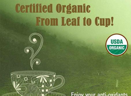 Organic Tea vs Non Organic Tea