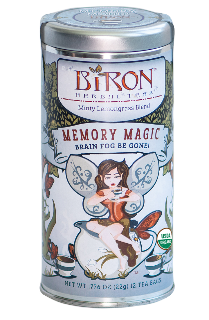 Memory Magic Herbal Tea