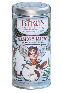 Memory Magic Herbal Tea