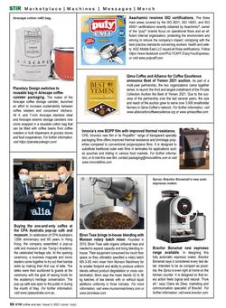 STiR Coffee & Tea Magazine