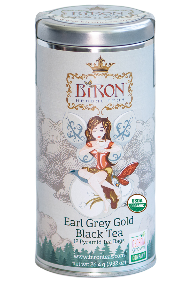 Earl Grey Gold Black Tea