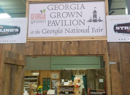 Biron Teas at The Georgia Nat'l Fair