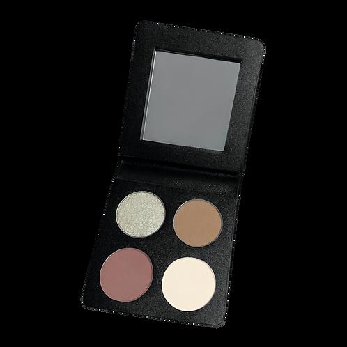 Quattro Browns | Organic Eyeshadow Set
