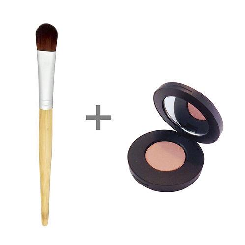 COMBO | Eyeshadow Compact + Brush