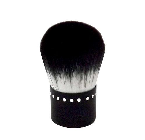 Kabuki Black Sparkle Handle