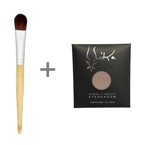 COMBO | Eyeshadow Refill + Brush
