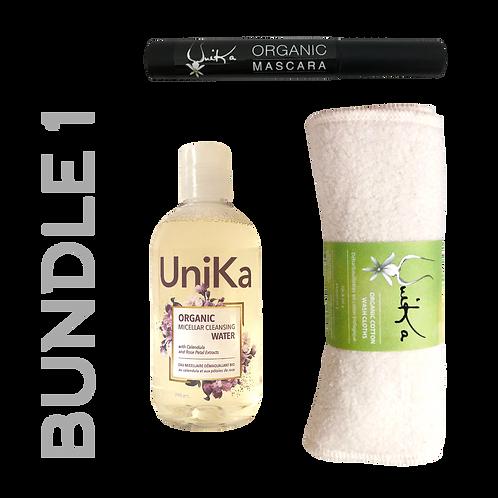 Bundle 1 | Mascara + Cleanser