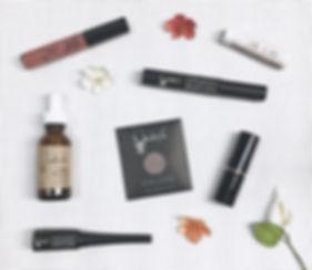 UniKa Cosmetics - organic makeup products - lip gloss, mascara, lip balm, argan oil, lipstick, eyeshadow, liquid eyeliner