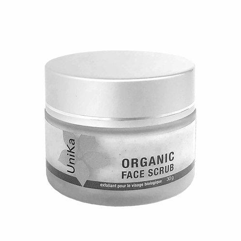 Organic Face Scrub