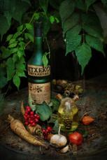 Thorn liqueur (Patxaran)