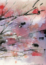Abstract #3 17x13 cm