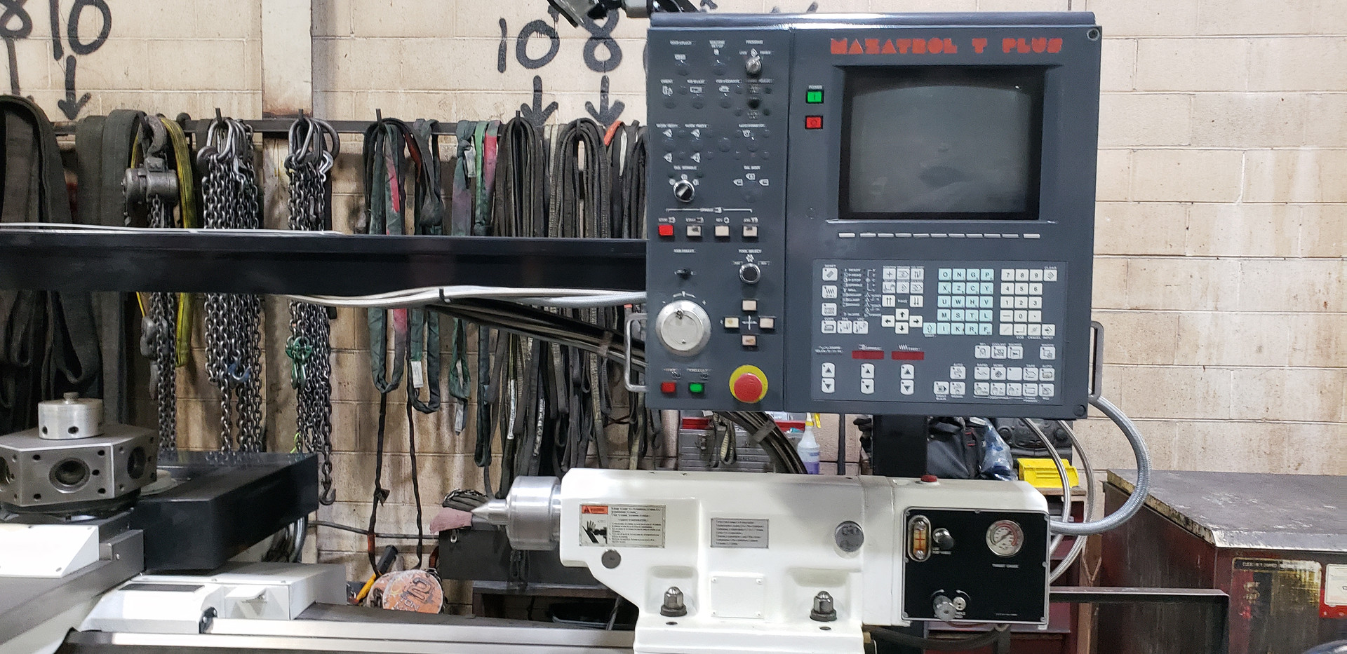 T Plus control with fully rebuilt tailst