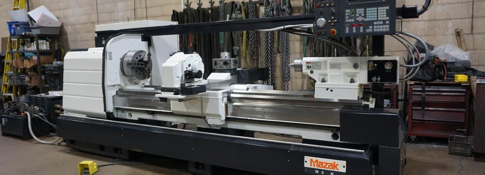 Mazak M5N-2500 front view