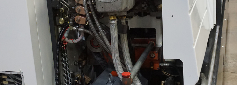 Rebuilt Spindle Motor and New hoses and