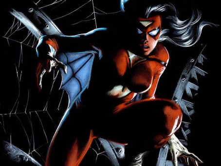 Art Share: Spider-Woman's Back in her Classic