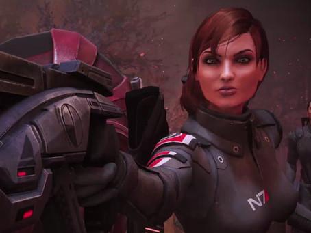 Gameranx: Mass Effect Trilogy (News)